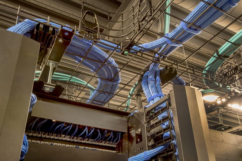 câblage de reseau informatique